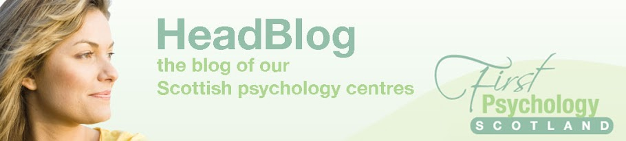 First Psychology Scotland blog