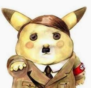 Pikachu-Hitler