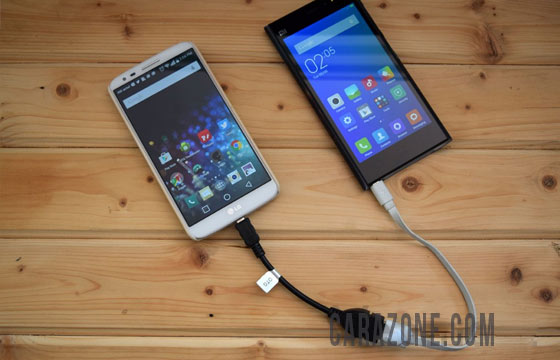 Cara Mengubah ponsel Android Anda menjadi Portable Charger atau Powerbank