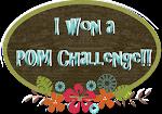 """Won"" challenges"