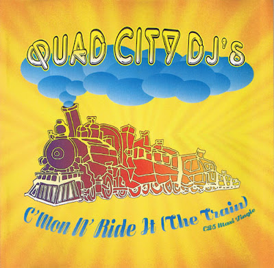 Quad City DJ's – C'Mon N' Ride It (The Train) (3-Track CDS) (1996) (320 kbps)