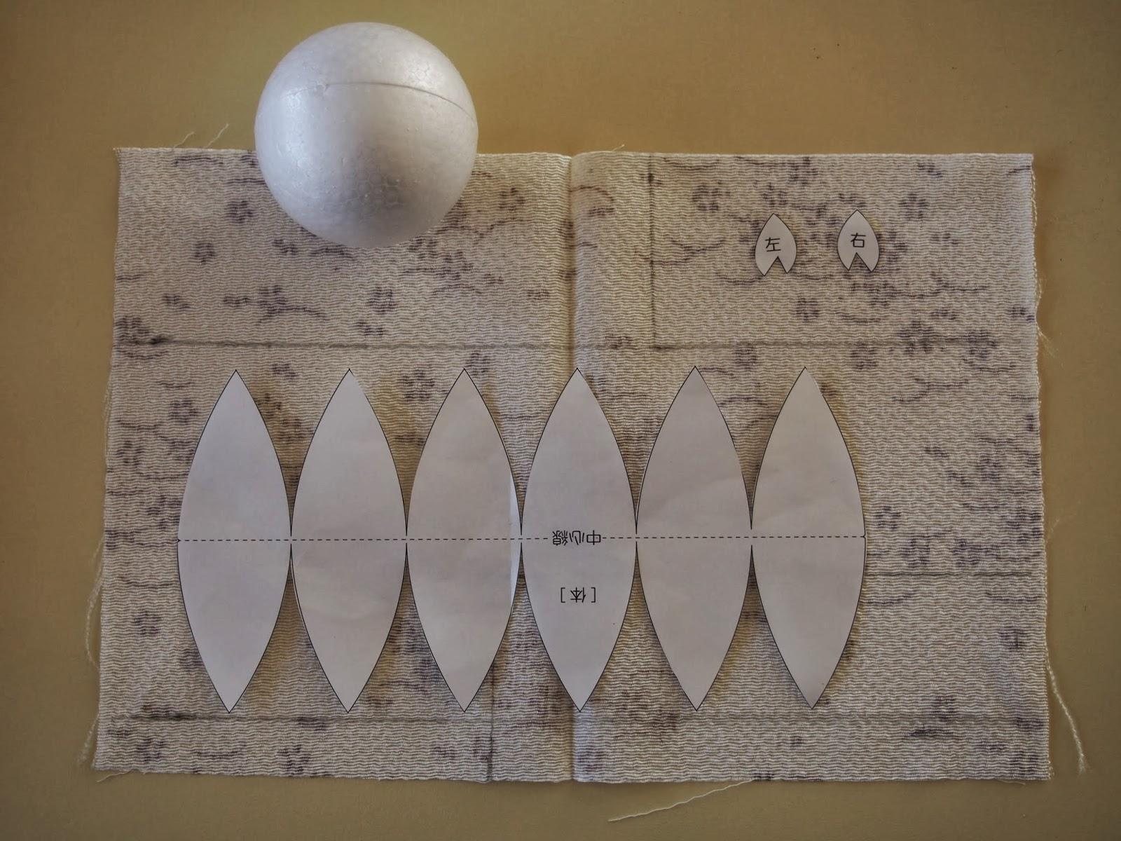 Как из картона сделать полусферу