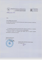 Atentionare inscriere definitivat 2014