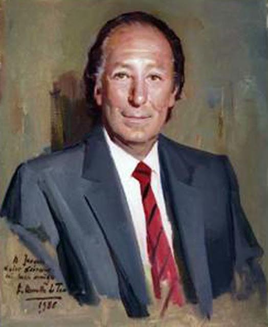 Felix Revello de Toro, Joaquín Soler Serrano