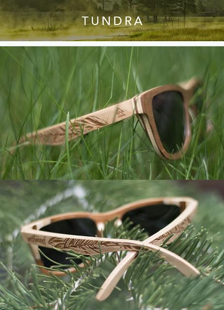 Westwood Sunglasses Tribal Line Tundra