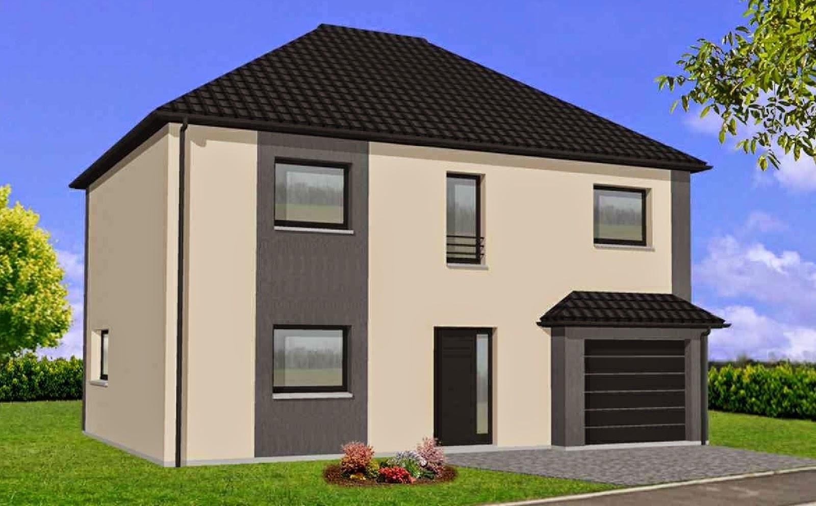 Maison-Familiale LILLE: GONDECOURT - Etage R+1 - 125 m²
