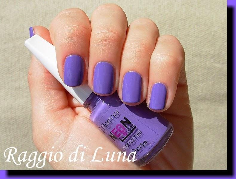 Flormar Neon N09 Purple
