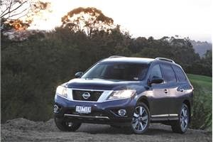 Nissan Pathfinder Specs and Road Test 2014