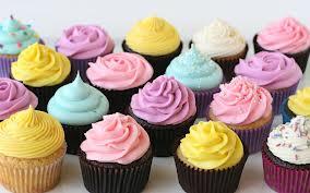 El Buttercream La Cobertura Para Cupcakes