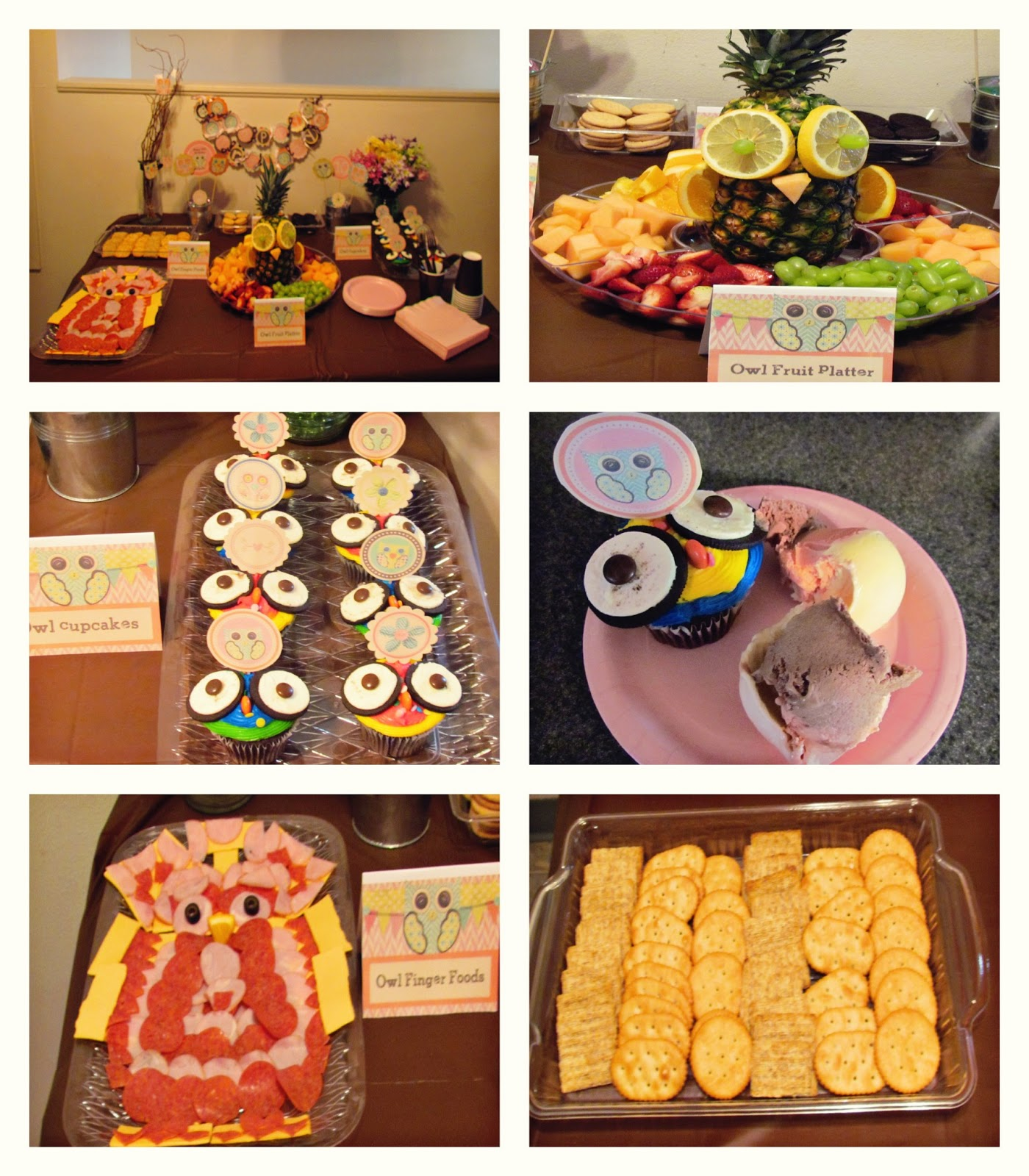 Party Ideas Snacks: Embracing Life's Adventures: A Perfect 10 Owl Birthday Bash