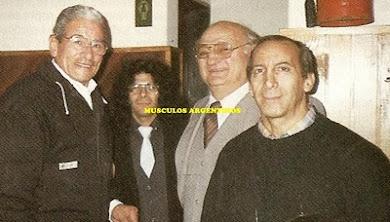 "REYNOSO ""Caballero Rojo"", PIÑEYRO ""Mr Musculo"", ""El Comendatore"" BENITO DURANTE"