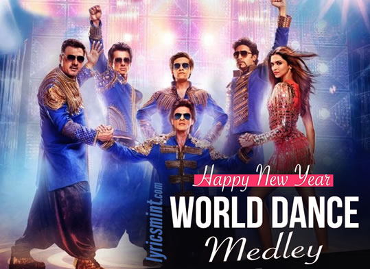 World Dance Medley - Happy New Year