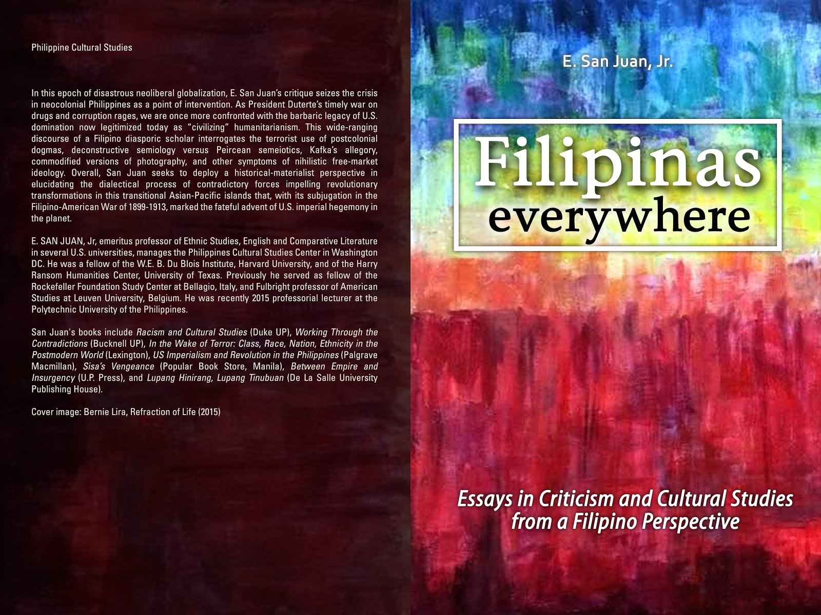 LEARNING FROM THE FILIPINO DIASPORA