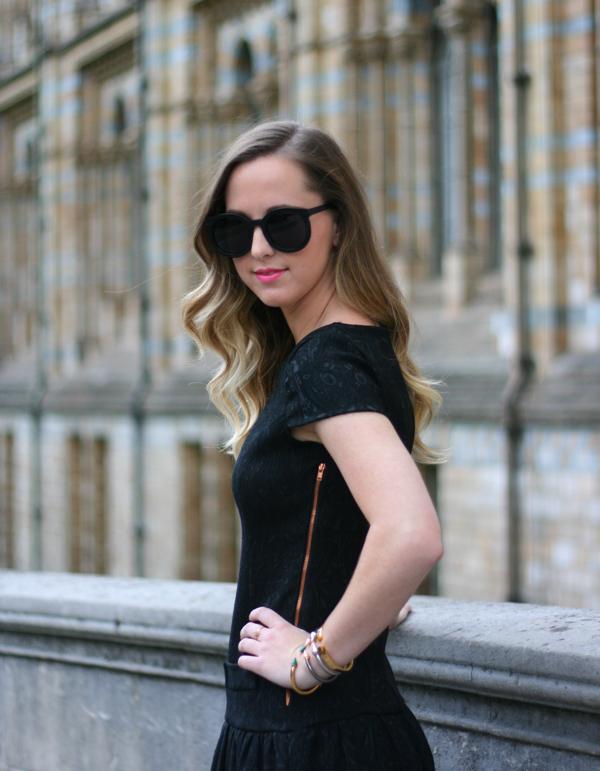 SideSmile Style | Karen Walker Sunglasses | www.sidesmilestyle.com