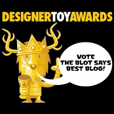 The 2013 Designer Toy Awards presented by Clutter Magazine