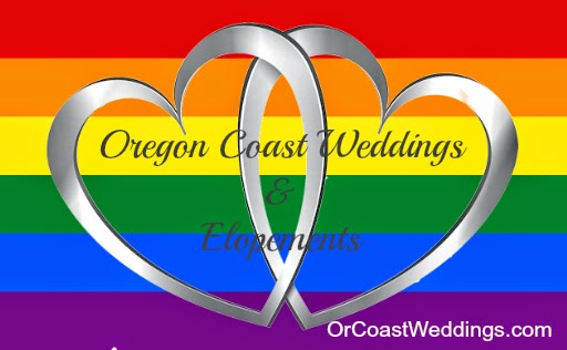 Oregon Coast Same Sex Weddings with http://orcoastweddings.com