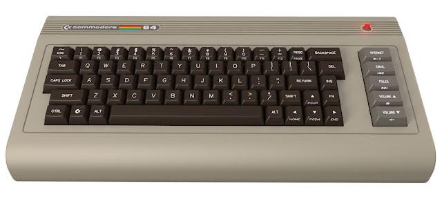 nuovo Commodore 64