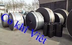 Băng tải cao su Cơ khí Việt