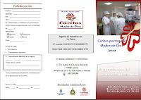Colabora con el Proyecto de Cáritas, Cocina Autogestionada