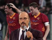 Roma Sampdoria Telecronaca Carlo Zampa