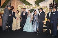 Celbs at Ahana Deol & Vaibhav Vohra Wedding Reception Photos