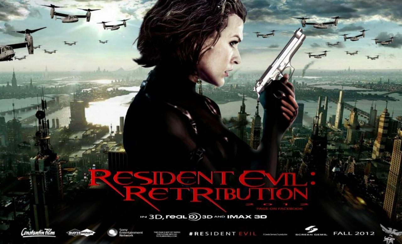 alice in resident evil 5 retribution wallpapers - Alice in Resident Evil 5 Retribution Wallpapers HD