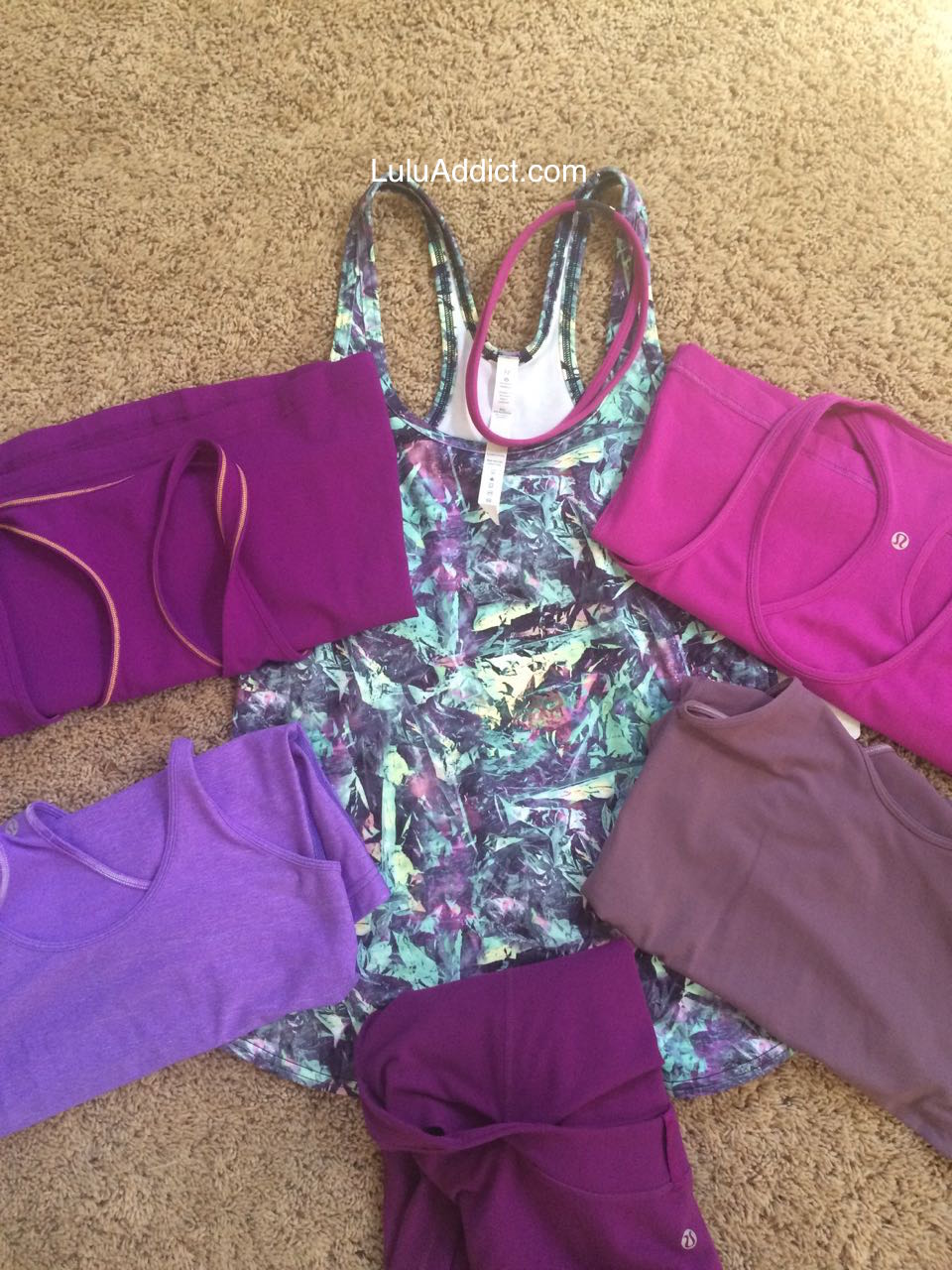 lululemon-studio-racerback iridescent-mult tender-violet potion-purple