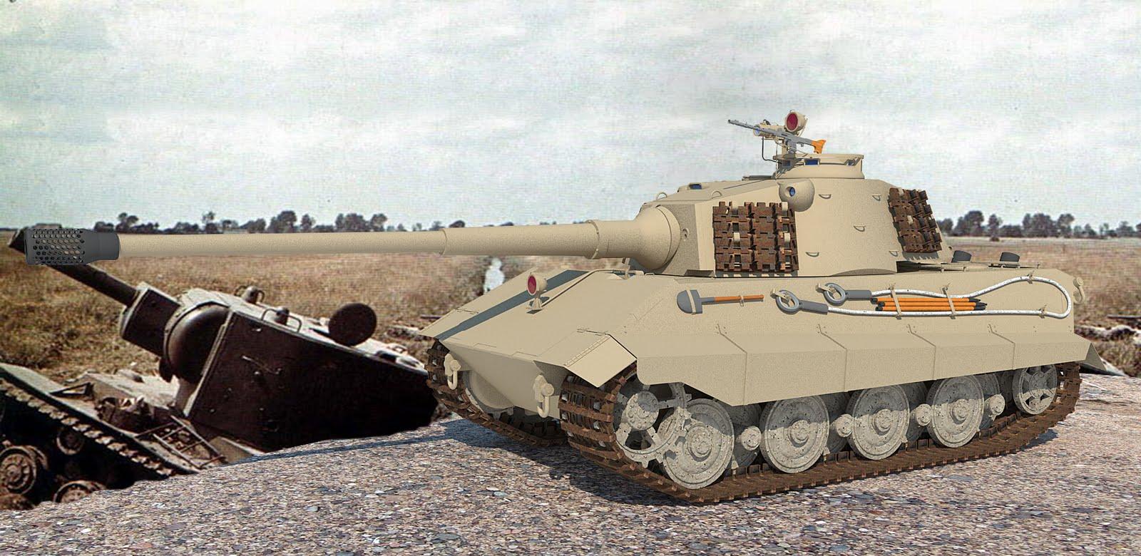 Ст-1 или e 75 какой танк лучше?