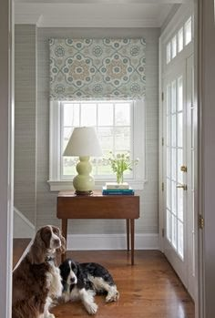 The beauty of roman shades : 10 models and design ideas to inspire ...