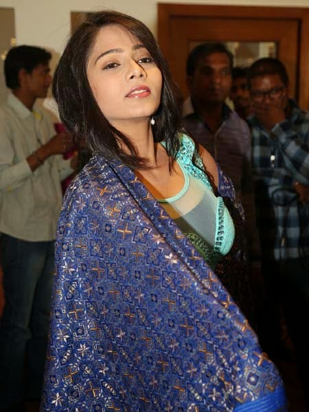 Shrujan Kutchhi Hand Embroidery Expo Launch Event Photos