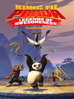 Kung Fu Panda: la leyenda de Po Temporada 2
