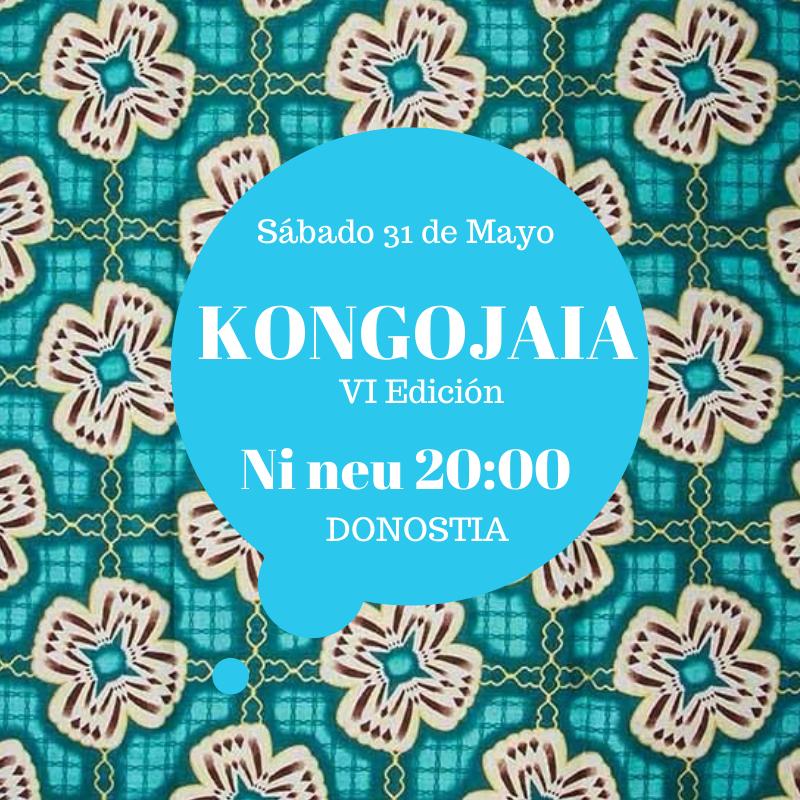Asi fue la VI Edición de la Kongojaia