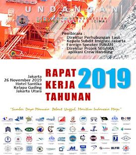 UNDANGAN RAPAT KERJA TAHUNAN - CIMA 2019