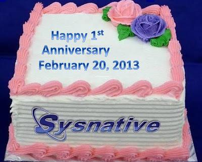 Sysnative.com Anniversary