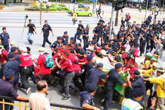 Mahkamah Rayuan Putus Bersih 3.0 Tidak Haram