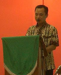 Ketua MR/MJ GKE  T. Layang