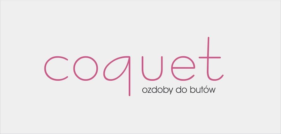 Coquet - klipsy do butów