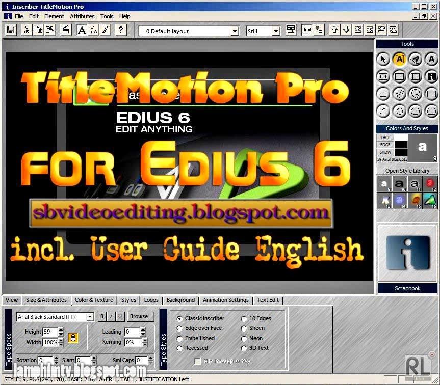 robuskey plugin in edius 6 free download