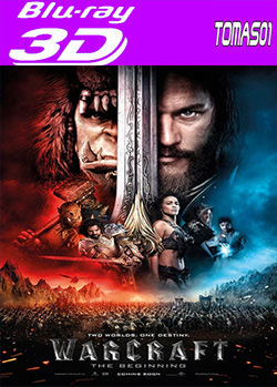 Warcraft: El origen (2016) 3D Full HOU / SBS