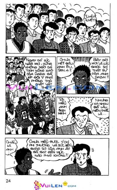 Jindodinho - Đường Dẫn Đến Khung Thành III Tập 68 page 24 Congtruyen24h