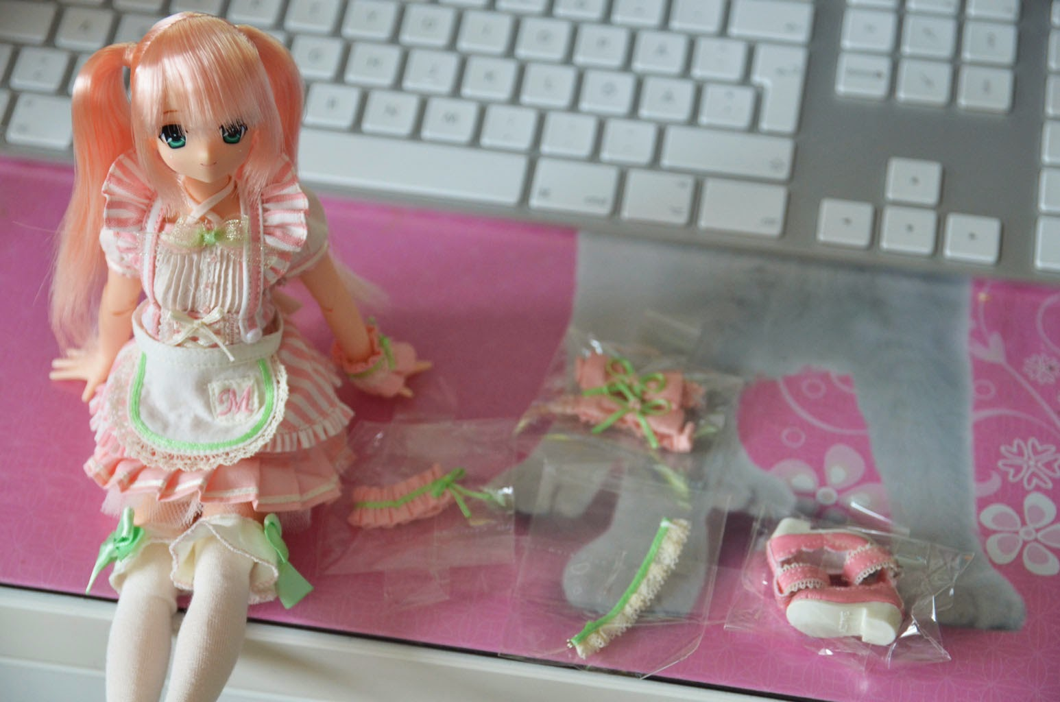 sweets a la mode azone maya