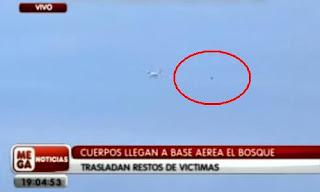 Ovni cerca de Base Aérea - Chile