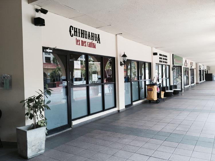Restaurant Reviews Palmoanova Plaza Palmas del Mar Humacao Puerto Rico Chihuahua