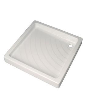 Новинка! Душевые поддоны Vidima из санфарфора для душевого уголка в ванной комнате