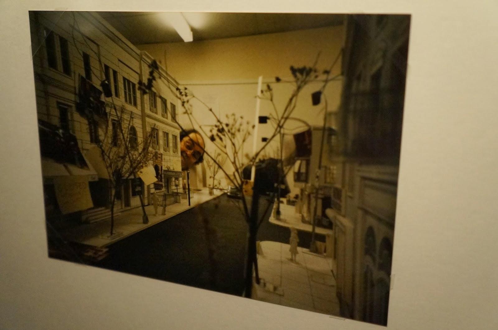 """foto de maquete do filme """"De olhos bem fechados"""" - Stanley Kubrick - MIS - SP"""