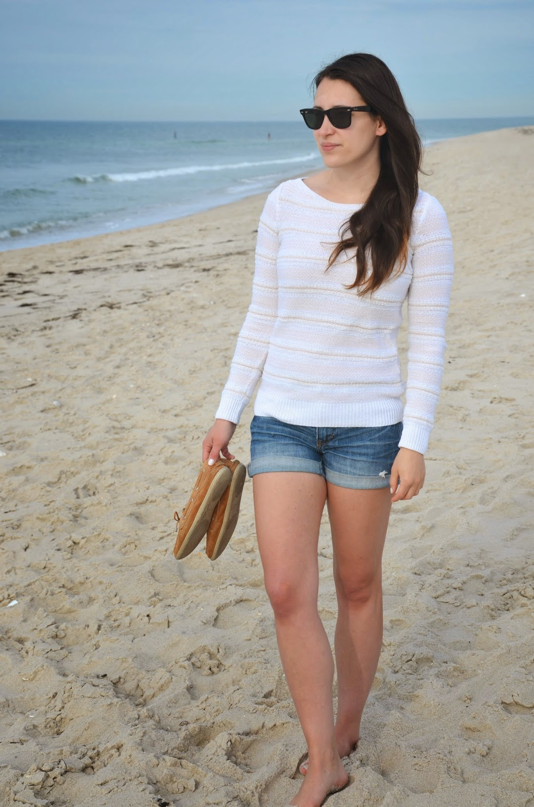stripes + shorts