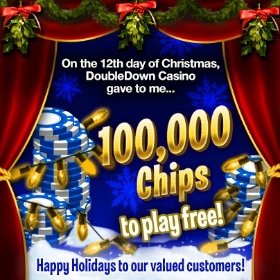 double down casino promo codes for free chips 2014 corvette