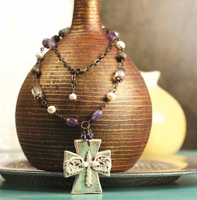 As Seen in Bead Trends Magazine, May 2012