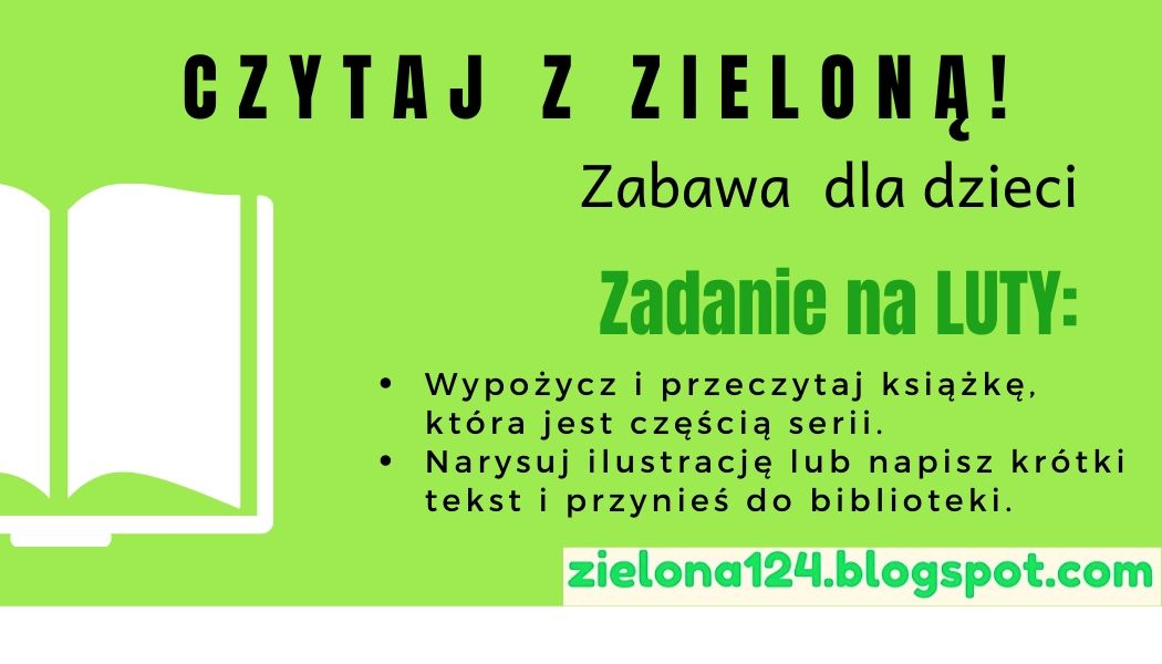 Czytaj z Zieloną LUTY