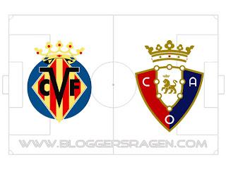 Prediksi Pertandingan Villarreal vs Osasuna